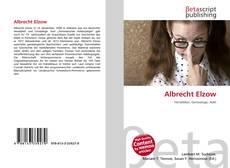 Albrecht Elzow的封面