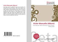 Borítókép a  Victor Manuelle (Album) - hoz