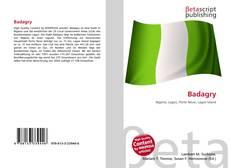 Buchcover von Badagry