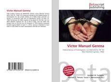 Bookcover of Victor Manuel Gerena
