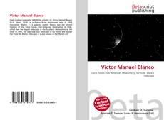 Bookcover of Victor Manuel Blanco
