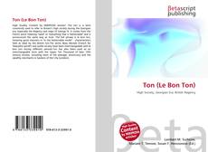Bookcover of Ton (Le Bon Ton)