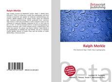Buchcover von Ralph Merkle