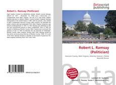 Copertina di Robert L. Ramsay (Politician)