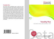 Bookcover of Tonality Flux