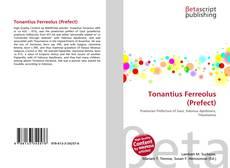 Обложка Tonantius Ferreolus (Prefect)