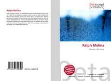 Capa do livro de Ralph Molina