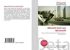 Albrecht Graf von Bernstorff的封面