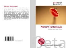 Borítókép a  Albrecht Hattenhauer - hoz