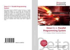 Sieve C++ Parallel Programming System的封面