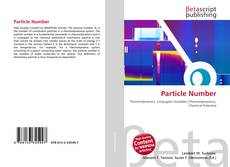 Bookcover of Particle Number
