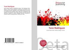 Buchcover von Tone Rodriguez