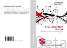 Couverture de Schizophreniform Disorder