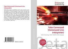 Portada del libro de Take Command (Command Line Interpreter)