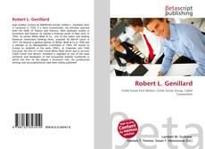 Buchcover von Robert L. Genillard