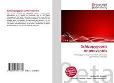 Borítókép a  Schizopygopsis Anteroventris - hoz
