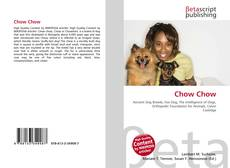 Bookcover of Chow Chow