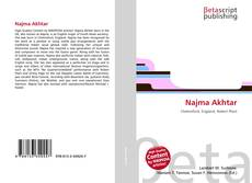 Bookcover of Najma Akhtar