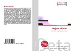 Najma Akhtar的封面