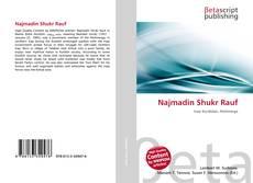 Portada del libro de Najmadin Shukr Rauf