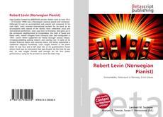 Portada del libro de Robert Levin (Norwegian Pianist)