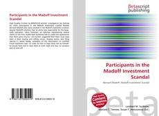 Participants in the Madoff Investment Scandal kitap kapağı