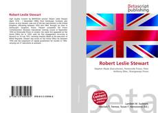 Bookcover of Robert Leslie Stewart