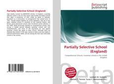 Copertina di Partially Selective School (England)