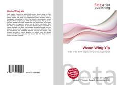 Обложка Woon Wing Yip