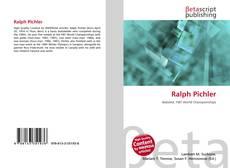 Buchcover von Ralph Pichler