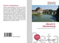 Buchcover von Albrecht II. (Mecklenburg)