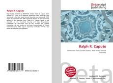 Capa do livro de Ralph R. Caputo