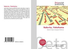 Naka-ku, Yokohama kitap kapağı
