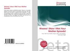 Buchcover von Woooo! (How I Met Your Mother Episode)