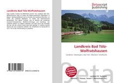Buchcover von Landkreis Bad Tölz-Wolfratshausen