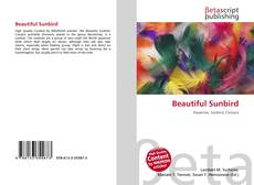 Bookcover of Beautiful Sunbird