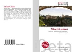 Bookcover of Albrecht Jebens