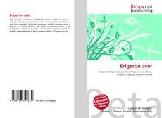 Bookcover of Erigeron acer
