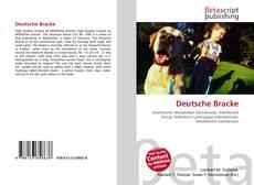 Buchcover von Deutsche Bracke