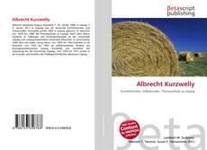 Couverture de Albrecht Kurzwelly