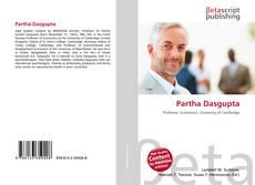 Bookcover of Partha Dasgupta