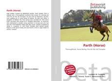 Portada del libro de Parth (Horse)