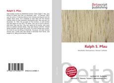 Portada del libro de Ralph S. Pfau