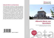 Albrecht Mertz von Quirnheim kitap kapağı