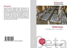 Badawiyya的封面