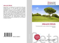 Bookcover of Albrecht Milnik