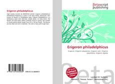 Erigeron philadelphicus的封面