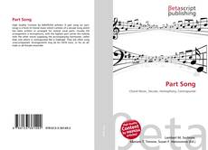 Bookcover of Part Song