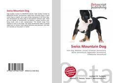 Bookcover of Swiss Mountain Dog