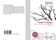 Buchcover von Tongan Language
